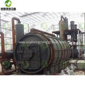 Plastic to Fuel Oil Pyrolysis Plant