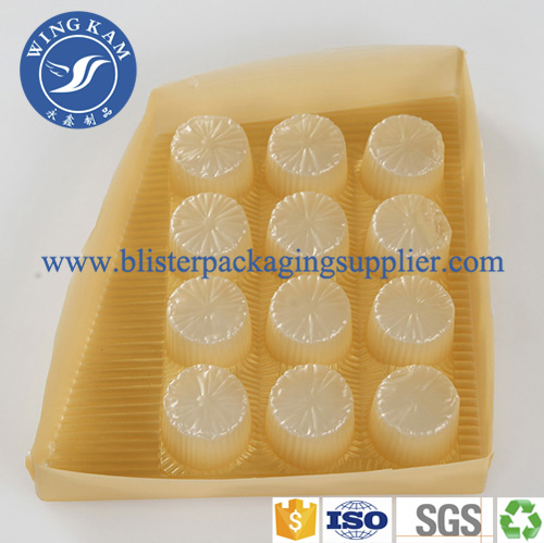 Cosmetic Inner Blister Packaging box