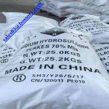 Raw Chemical Sodium Hydrosulphide