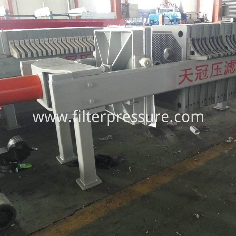Tianguan Plate Filter Press