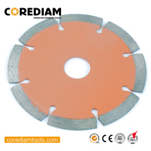 China for Laser Welded Blade 105mm Sinter Hot-pressed Cutting Blade for General Purpose export to Suriname Manufacturer