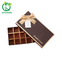 Empty chocolate boxes packaging wholesale