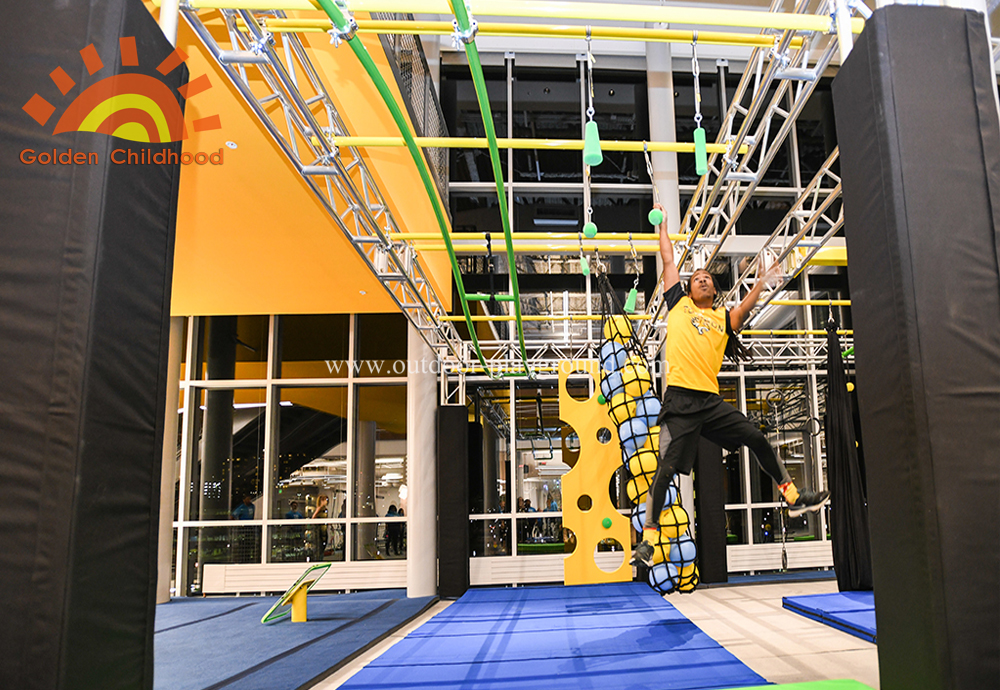 Multiply Ninja Warrior Gym