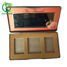 Hot makeup eye shadow box