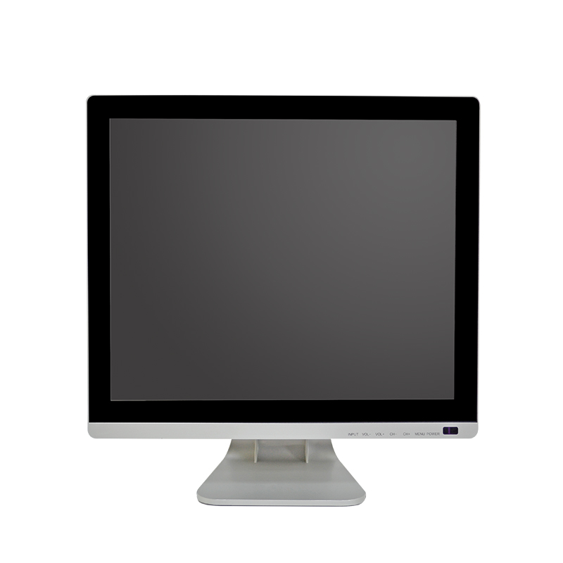 17 inch lcd monitor with metal stand