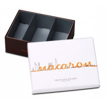 Personalized Brand Packaging Macaron Box with Lids