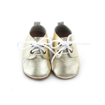 Baby Moccasins Soft Baby Oxford Shoes for Girls