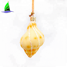 Christmas Ornament Exquisite Beach Seashell Fancy Decoration