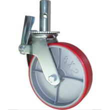 6'' Scaffolding caster Iron core wheel