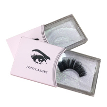Mink Eyelash Box Custom Paper Sleeve Wholesale