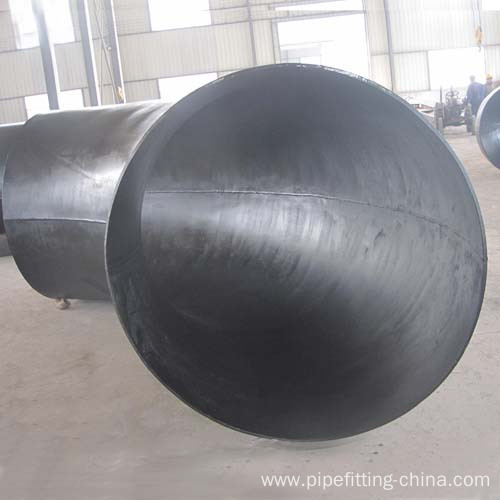 S235 Long Radius Butt Welded Pipe Elbow
