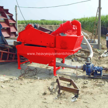 M Sand Processing Plant Fine Sand Recovery Machine