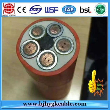 Mineral Insulated Flexible Fireproof Cable for Building