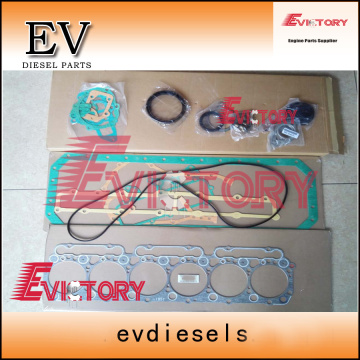 HINO full complete gasket kit W04D W04E W06D