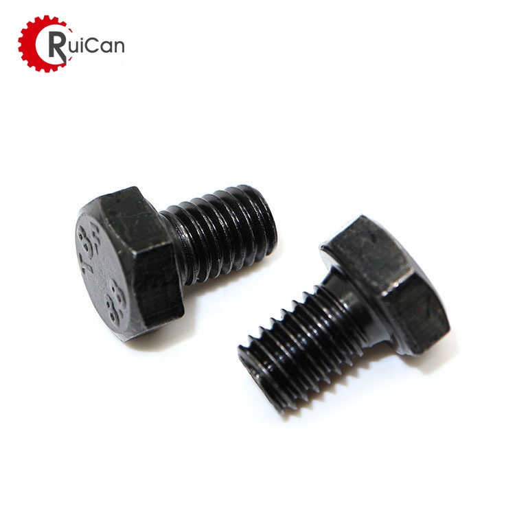 bolt nut screw cap with investment casting