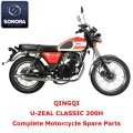 Qingqi CLASSIC 200H Complete Motorcycle Spare Part