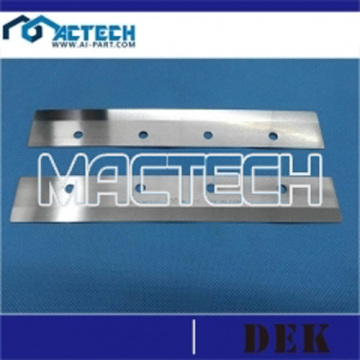 100% Original for DEK Printer Board Clamp 8inch * 200mm DEK printer blade squeegee supply to Nepal Manufacturer