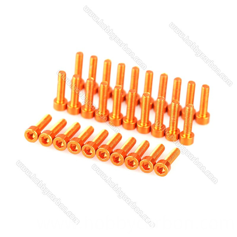 Customzid CNC Aluminum Socket Screw