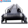 Low Energy Consumption Belt Conveyor System for Sale