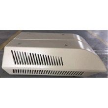 Rooftop shelter car air conditioner