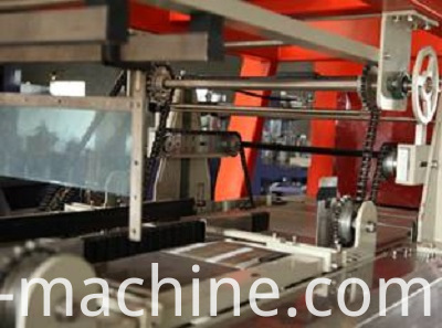 Shrink Wrapping Machine11