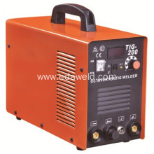 Hot sale good quality for TIG Portable Welding Machine MOSFET DC MMA TIG Welding Machines export to Mauritius Manufacturer