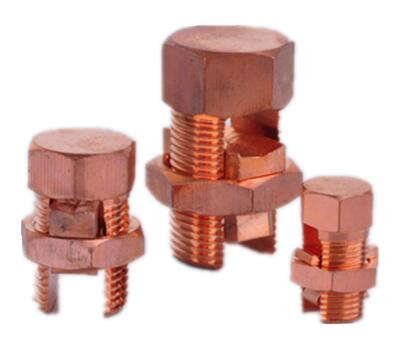 T/J Copper Bolt Connector