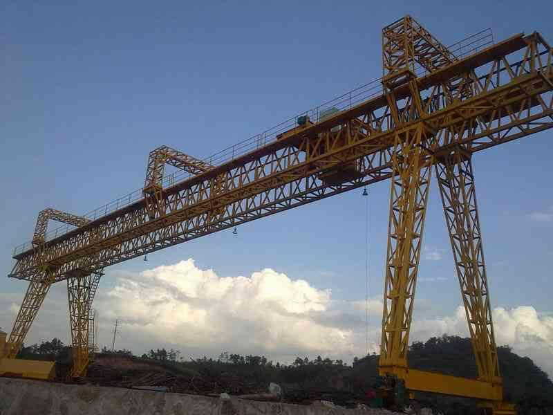 Mgtype Truss Gantry Crane