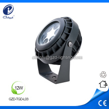 12W aluminum led flood luminaire light