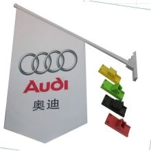 Double Sided Printed PVC Shop Front Flags