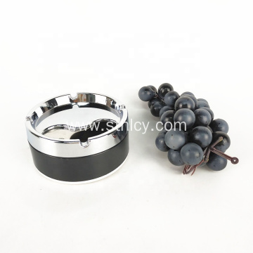 Car/home/hotel Stainless Steel Portable Ashtray Cigarettes