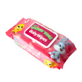 OEM Service Disposable Private Label Baby Wipes Organic Pure Wipes