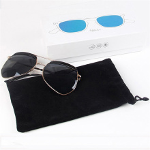 Good Quality for Gift Packing Boxes White Printed Paper Sunglasses Packaging Boxes supply to Portugal Supplier