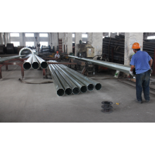 Factory supplied for Lighting Pole,Street Lighting Poles,Traffic Signal Light Pole Manufacturer in China 9m Lamp Steel Mast export to Yugoslavia Factory