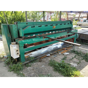 Electric Steel Plate Shearing Machine