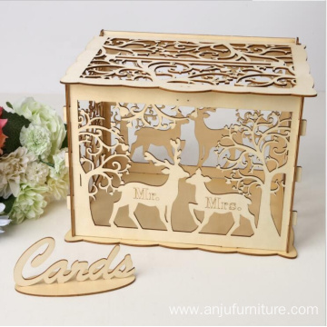Favor Wedding Invitation Box