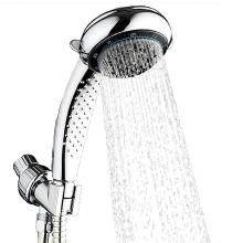 Brushed Nickel High Pressure Shower Head
