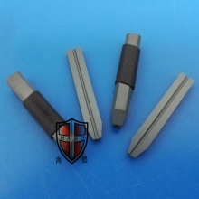 Hot-selling for Nitride Ceramic Locator Pin Si3N4 silicon nitride ceramic bar weilding dowel plunger export to Italy Exporter