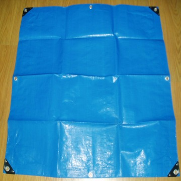 Perlindungan UV HDPE Tarpaulin Outdoor Cover