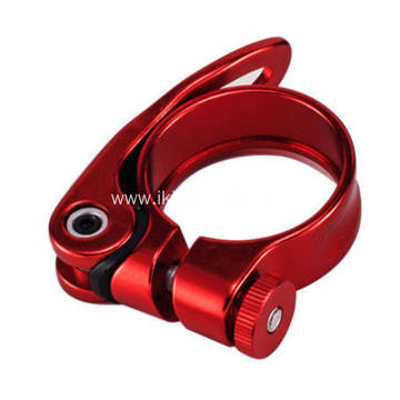 Seat Post Clamp Quick Release 4 Color