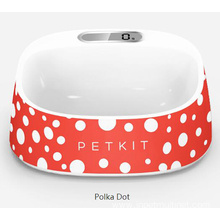 Pet Dog Bowl with Accurate Weighing