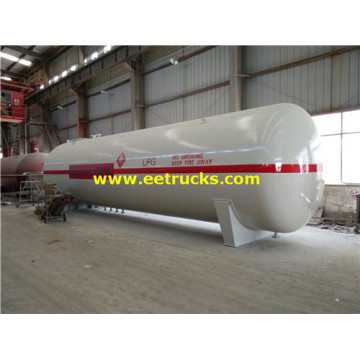 50000 Litres Domestic LPG Propane Tanks