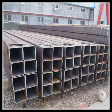 MS Rectangular Pipe Supplied by Factory