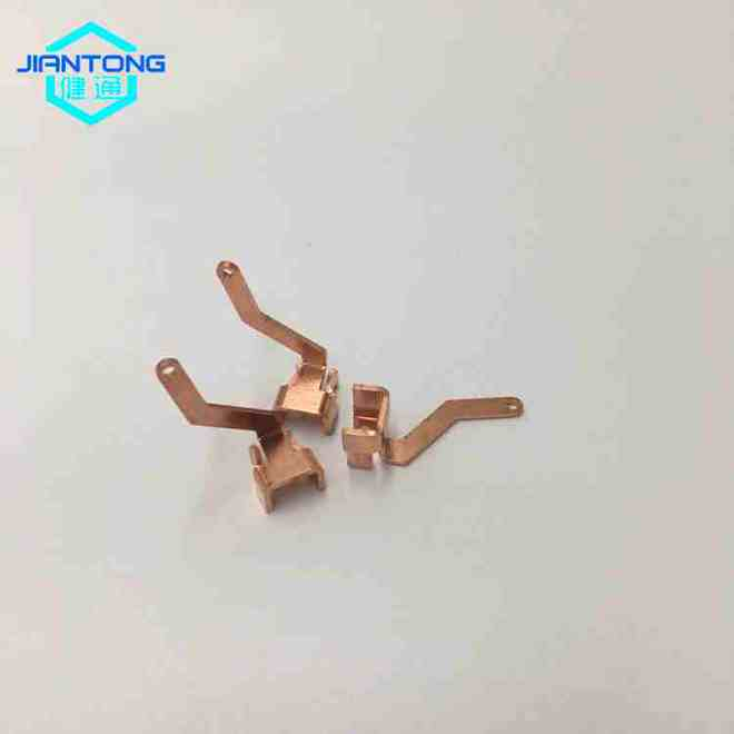 Precision Plug Parts Stamping Sheet Metal Stamping Design
