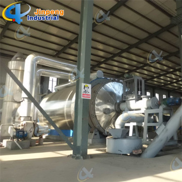 Used Plastic Extracting Oil Machine