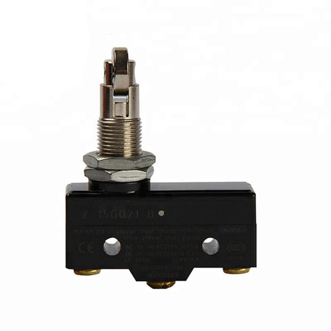 Z-15GQ21-B-spdt-15A Micro Switch
