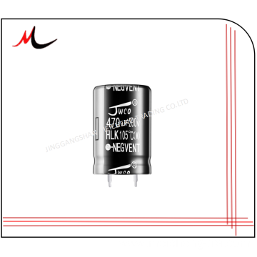 Snap in type electrolytic capacitor 470UF 400V 2000hours