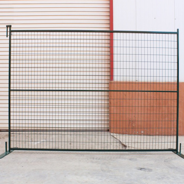 Cheap price Canada type galnvaized wire temporary fence