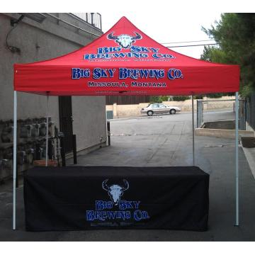 Waterproof Customized Advertising Pop Up Tent