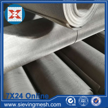 Stainless Steel Twill Dutch Weave Wire Mesh